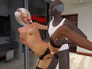 el cliente americano - ass sex