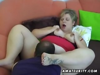 Chubbies amateurs wife homemade sex sucking and fornicate
