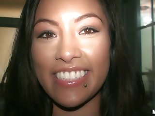 Getting Laid With Crazy Young Latina - homemade POV