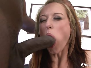 Darkhair loves to get her tight holes pounded