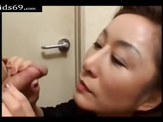 Japanese Movie Mother I´d Like To Fuck Teach Son Mating - stroking