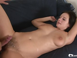 Horny Girl Enza Loves To Get Nailed Hard
