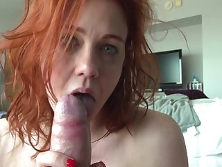 Hot redhead Maitland Ward - from mainstream actress to pornstar