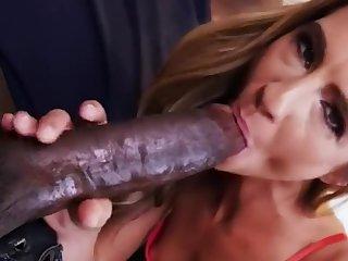 Binaural Sissy Cuckold POINT OF VIEW BIG BLACK COCK Hypno