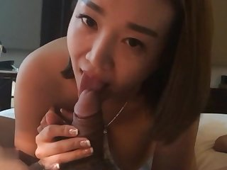 Chinese Village Hooker at Work - Cantonese Girl - Asian