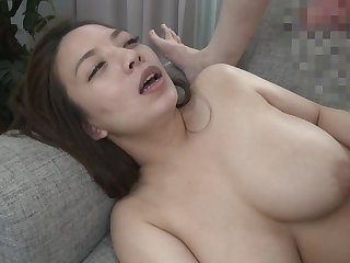 Japanese lustful cougar thrilling xxx clip