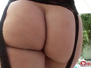 Mature ass-fuck